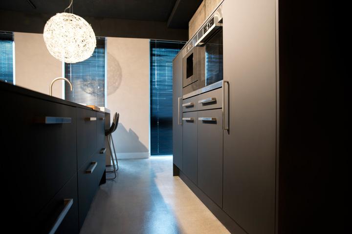Strakke Zwarte Keuken : Strakke zwarte keuken. latest strakke zwarte keuken keuken strak