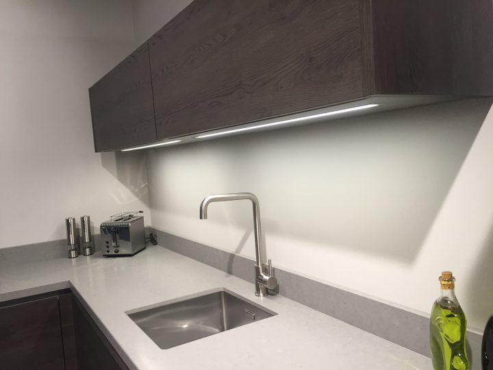 Houten keuken showroom uitverkoop